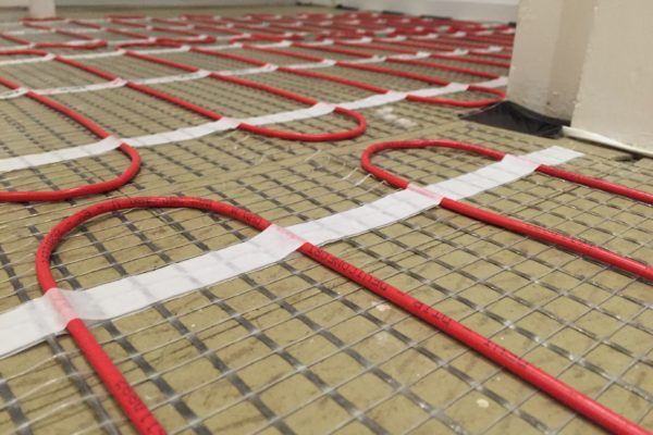 Electric, Electric underfloor heating, devimat, deviflex, electric mats, electric cables, devicell, gaia, devi, heating mats