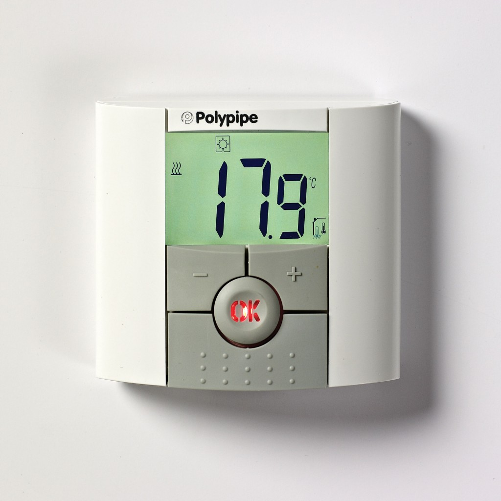Polypipe Thermostats Gaia Climate Solutions