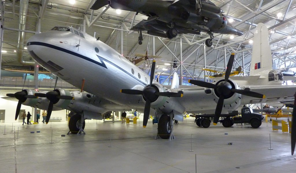 Duxford, Air, Museum, Wet Underfloor Heating,