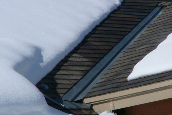 Ice and Snow melting systems for roofs and gutters