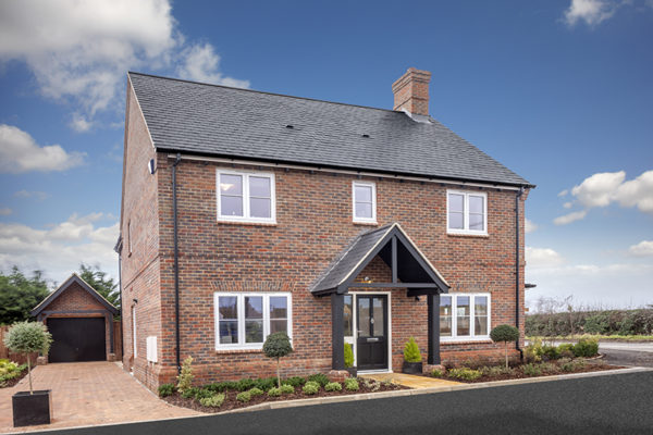 Rectory Homes Development Haddenham