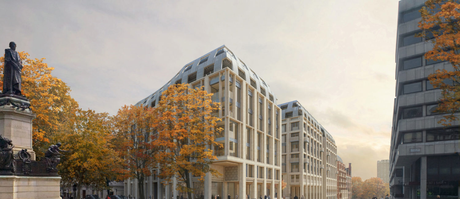 Flagship development for St Edwards warmed with Underfloor Heating